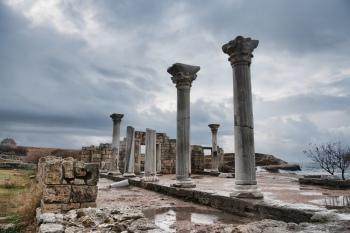Chersonesos columns